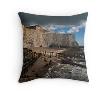 Splash Point Throw Pillow
