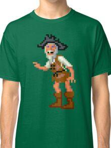 Herman Toothrot #02 (Monkey Island) Classic T-Shirt