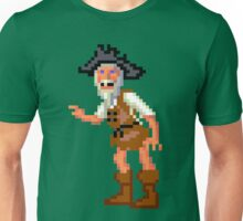 Herman Toothrot #02 (Monkey Island) Unisex T-Shirt