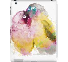 Agapornis Love iPad Case/Skin