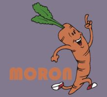 Moron Carrot Welsh T Shirts, Stickers and Other Gifts Kids Clothes