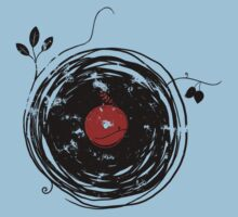 Cool Grunge Enchanting Vinyl Records Vintage Kids Clothes