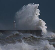 Thunderous Wave by jamesdt