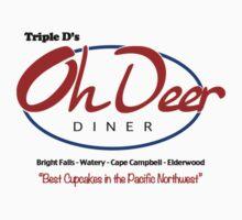 Triple D's Oh Deer Diner Kids Clothes