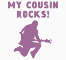 My Cousin Rocks One Piece - Long Sleeve
