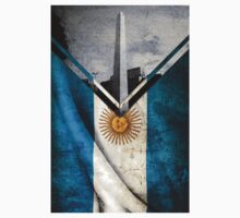 Flags - Argentina One Piece - Long Sleeve