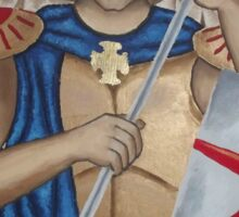 St Michael the Archangel Sticker