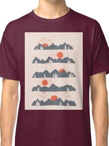 Sunrises...Sunsets... Classic T-Shirt