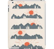 Sunrises...Sunsets... iPad Case/Skin