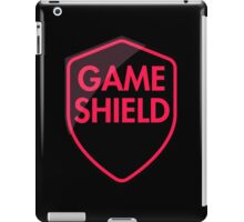 Game Shield (red-pink) iPad Case/Skin