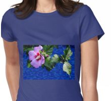 Cherry Throat Womens Fitted T-Shirt