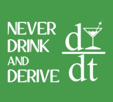 Never Drink And Derive by ScottW93