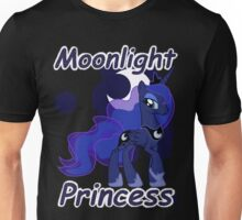 Luna - Moonlight Princess Unisex T-Shirt