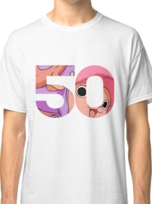 The Cotton Candy Lover Classic T-Shirt