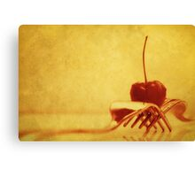 Frucht des Sommers Canvas Print