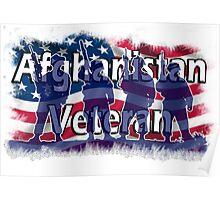 Afghanistan Veteran  Poster