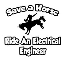 Save a Horse, Ride an Electrical Engineer by TKUP22
