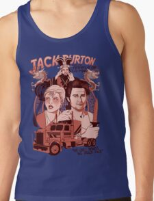 The Temple of Lo Pan Tank Top