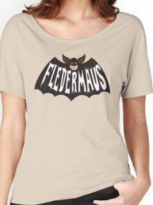 The Fluttering Mouse Women's Relaxed Fit T-Shirt