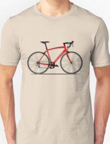 Specialized Race Bike Unisex T-Shirt