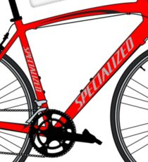 Specialized Race Bike Sticker