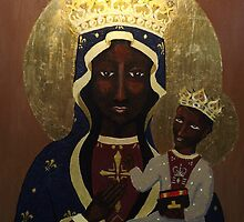 The Black Madonna by NicPhillips