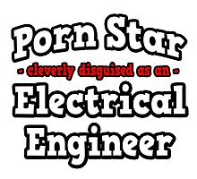 Porn Star Cleverly Disguised As An Electrical Engineer by TKUP22