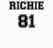 Nicole Richie 'RICHIE 81' Sportive / Football Jersey Look Unisex T-Shirt