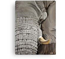 Peaceful Colossus Canvas Print