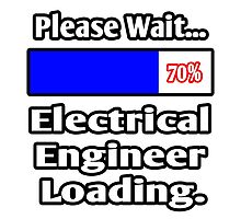 Please Wait - Electrical Engineer Loading by TKUP22