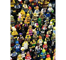 Lego Parade Photographic Print
