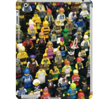 Lego Parade iPad Case/Skin
