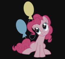 Pinkie Pie by Celestiya