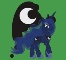 Princess Luna One Piece - Short Sleeve