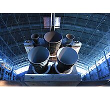 Silenced Shuttle Photographic Print