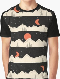 Moonrises...Moonsets... Graphic T-Shirt
