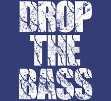DropTheBass Womens Fitted T-Shirt