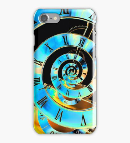 Infinity Time iPhone Case/Skin