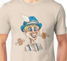 Creepy Toaster Strudel Boy Unisex T-Shirt