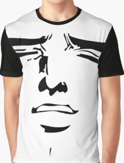 Yaranaika? Face Graphic T-Shirt
