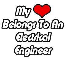 My Heart Belongs To An Electrical Engineer by TKUP22