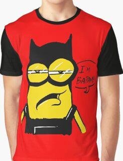 MInion batman Graphic T-Shirt