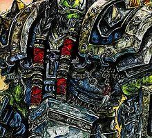 Thrall World of Warcraft  by BGauntlett
