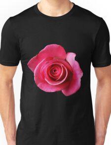 Astounding Blossom ~ Pink Rose Unisex T-Shirt