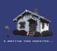 A dwelling long neglected... by dopefish