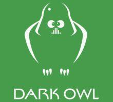 Dark Owl (Science Fiction) Kids Clothes