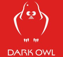 Dark Owl (Science Fiction) One Piece - Short Sleeve