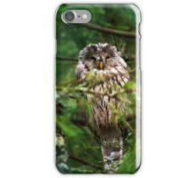 Ural Owl iPhone Case/Skin