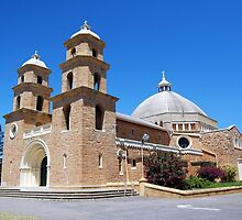 St Francis Xavier Cathedral by WoodenDuke