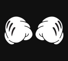 Funny Boxing hands  Kids Tee